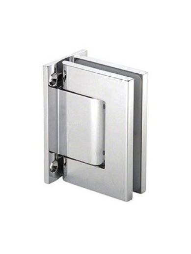 Balama hidraulica Biloba cu amortizare incorporata perete/sticla
