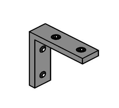 Coltar imbinare profil partitionare simpla