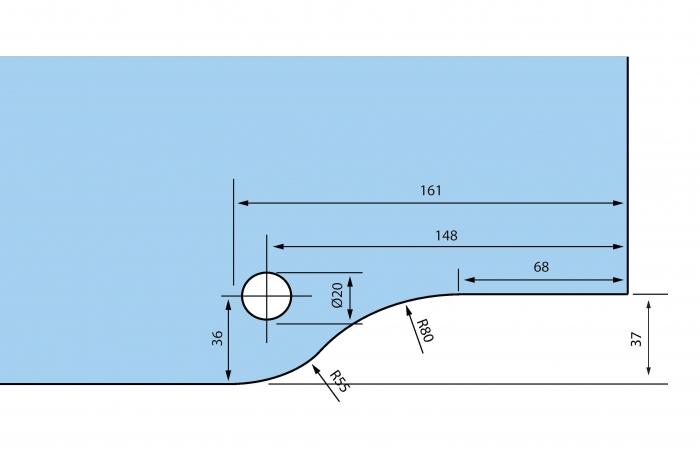 Balama inferioara RD-10