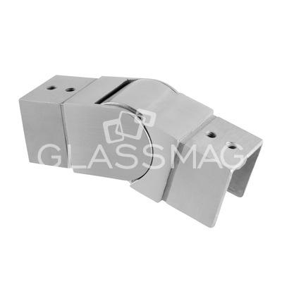 Cot reglabil in jos pentru mana curenta profilata 60x40 mm