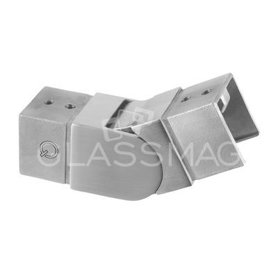 Cot reglabil in sus pentru mana curenta profilata, 60x40 mm
