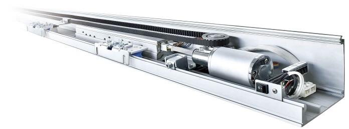 Sistem ES 200 EASY ST Flex 1 foaie glisanta