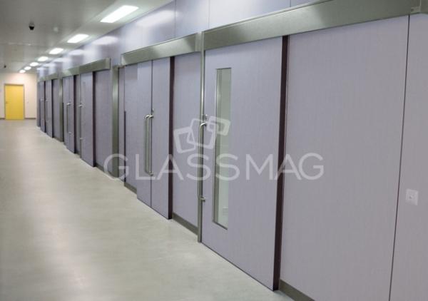 Sistem de actionare a usii glisante ES 400 Dorma