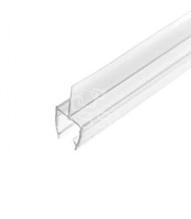 Garnitura etansare cu o singura banda pe mijloc Dorma, perete-sticla, pentru sticla de 8 mm ,L=2000 mm