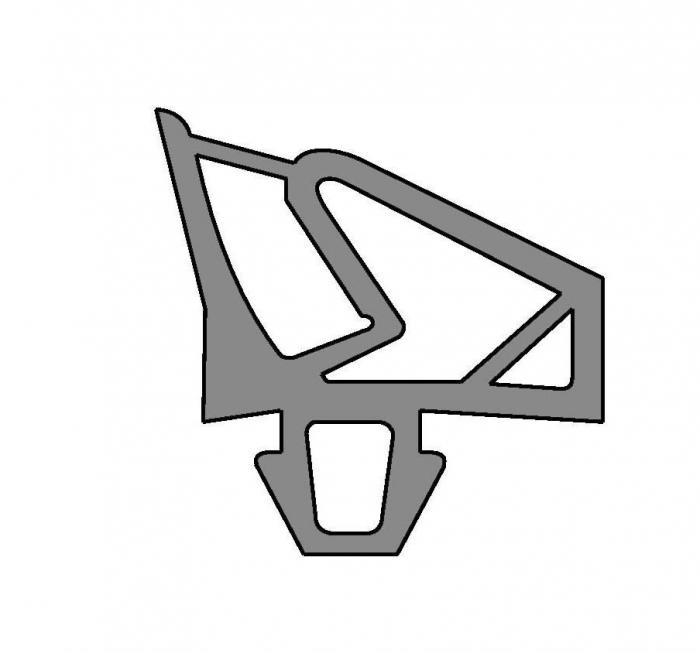Garnitura profil toc Alexa 45