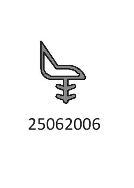 Garnitura toc 2506/2006