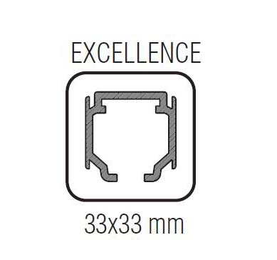 Profil glisare Excellence EASY 80