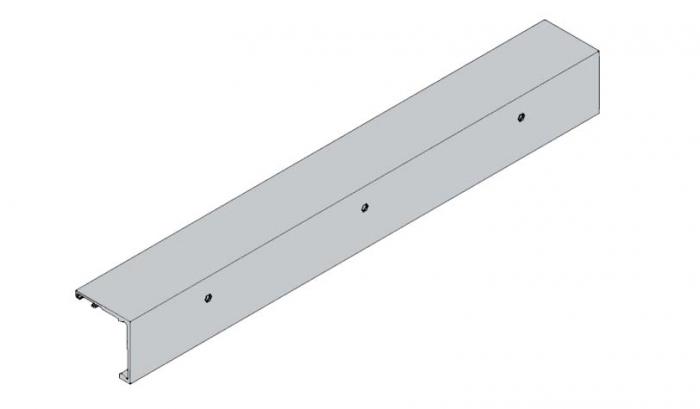 Profil prindere perete Muto L80