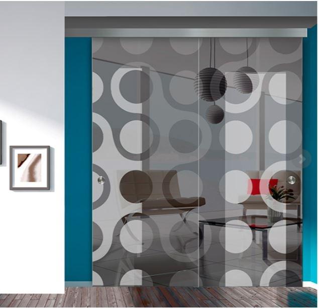 Set Compact-X110 montaj perete/tavan