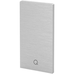 Capac capat profil U balustrada Easy Glass® Smart fixare pardoseala 0