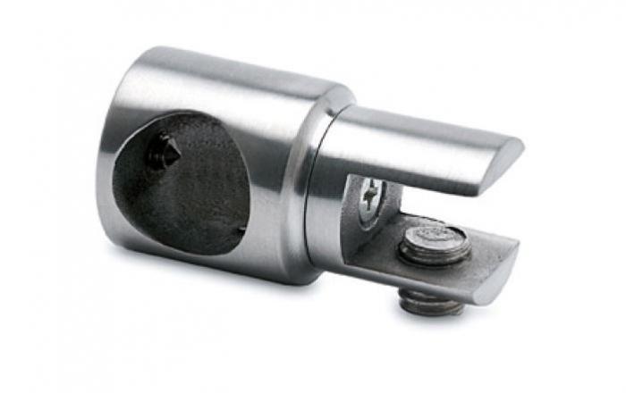 Conector fara trecere 180° bara stabilizare cabina dus teava/sticla 0