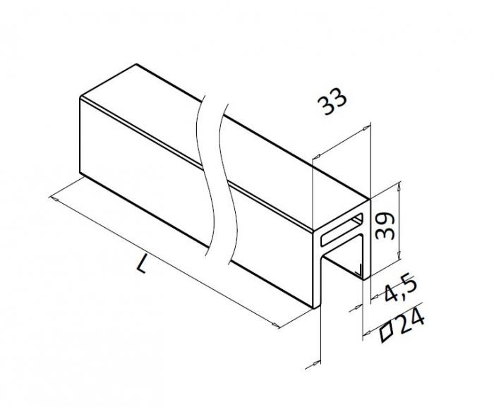 Profil mana curenta Easy Glass® Hybrid 1